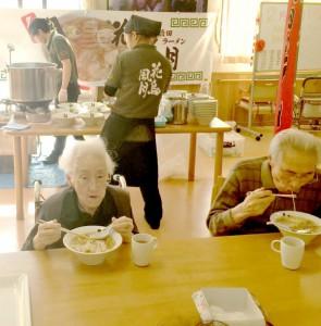 ソーシャルさつき様(酒田市)に出張ボランティアでラーメンをご提供してきました。