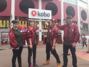 『Koboスタ宮城 麺まつり【第3弾 東北ろっけんまつり】』へ出店しました!