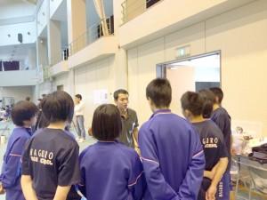 職業体験ボランティアで羽黒高等学校さんへ行ってきました!