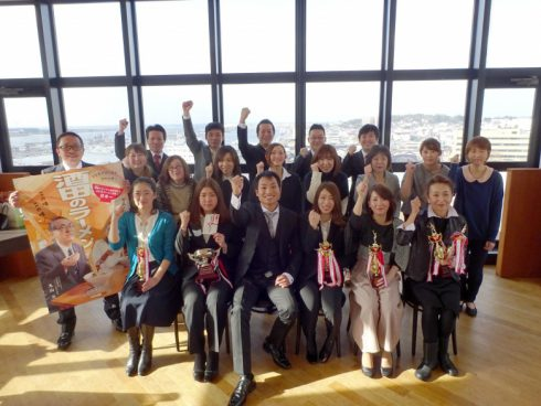 花鳥風月2017年の新年会と社員研修を開催しました!