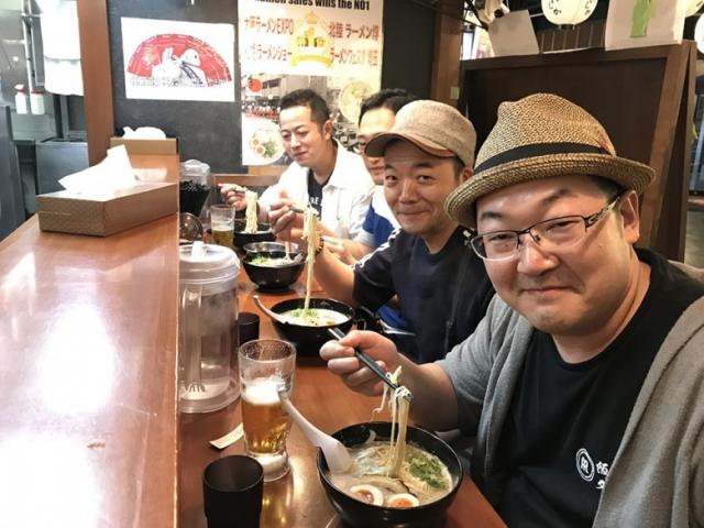 『社員交流』と『学び』が充実した社員旅行!今年は、いざ福岡へ!